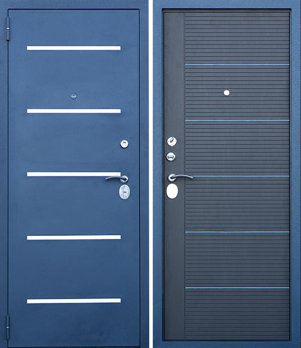 Силуэт 3 контура, Входная дверь