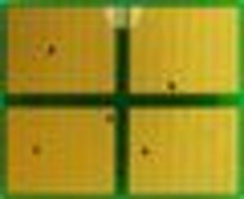 Смарт-чип для картриджа Xerox 6110 cyan (голубой) chip 1K