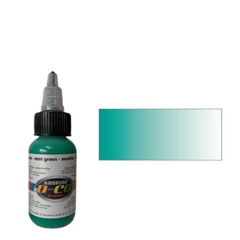64075 Краска для аэрографии Pro-Color Mint Green (МЯТА) 30мл. прозрачный