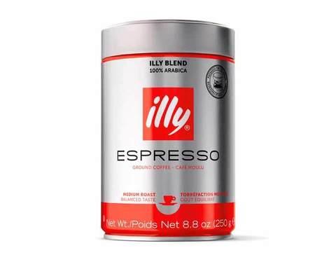 Кофе молотый Illy Caffe Espresso, 250 г