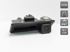 Камера заднего вида для Volkswagen Touareg II 10+ Avis AVS326CPR (#003)