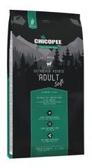 Chicopee HNL Soft Adult Ostrich & Potato корм для собак с мясом страуса и картофелем 12 кг