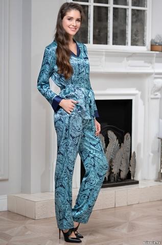 Женская пижама с брюками MIA_MIA SINTIA 8476