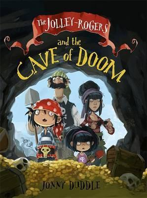 Kitab The Jolley-Rogers and the Cave of Doom   Jonny Duddle