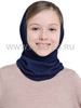 Многофунциональный шарф для мальчиков и девочек Norveg Норвег Монстр 7WBU темно-сини