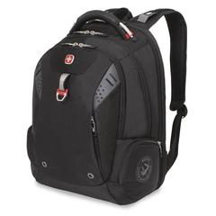 Рюкзак Wenger 15'', черный, 32х24х46 см, 34 л