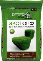 Экоторф для дачных туалетов Peter Peat 20 л