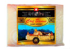 Сыр швейцарский Шеф Савье, 200г