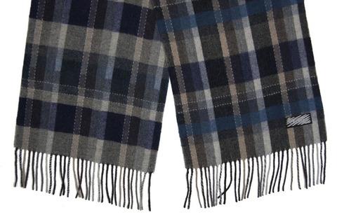Шерстяной шарф, мужской 30052 SH1