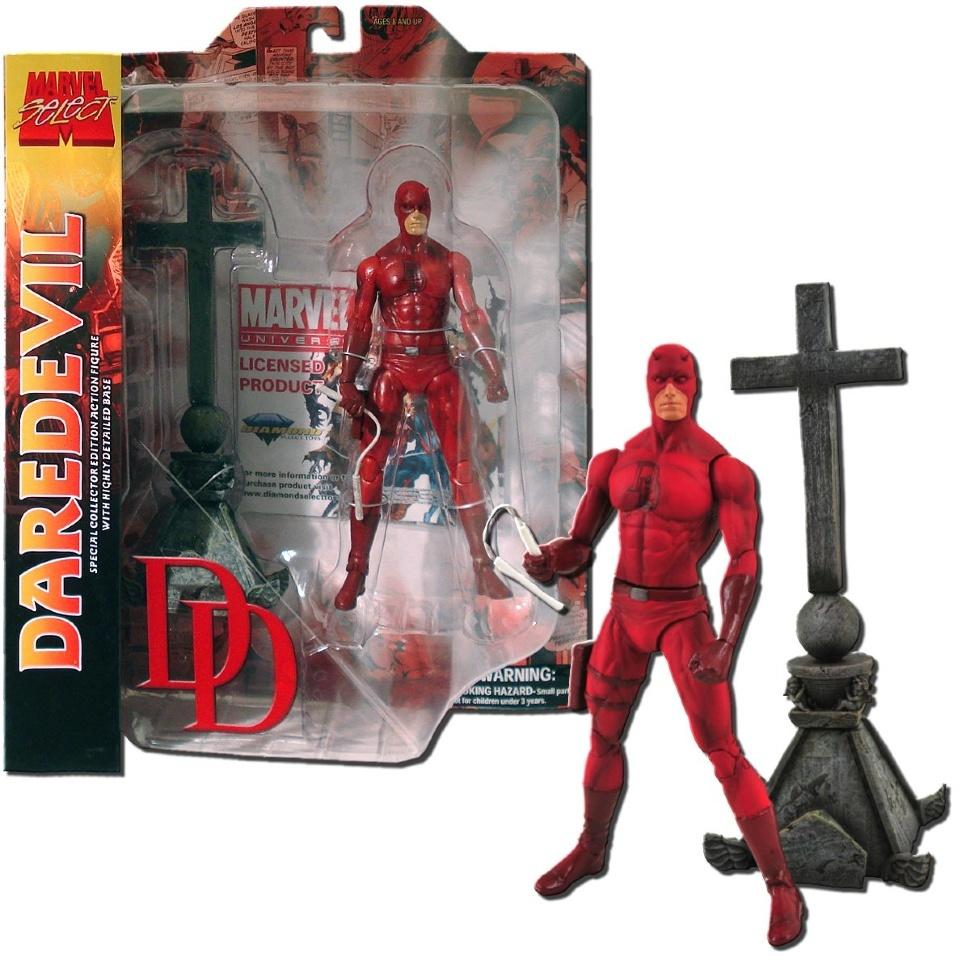 Фигурка Сорвиголова (Daredevil) - Marvel Select