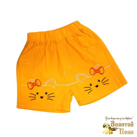 Шорты хлопок детские (2-5) 200404-OP856.3