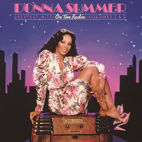 Donna Summer / On The Radio - Greatest Hits, Volumes I & II (2LP)