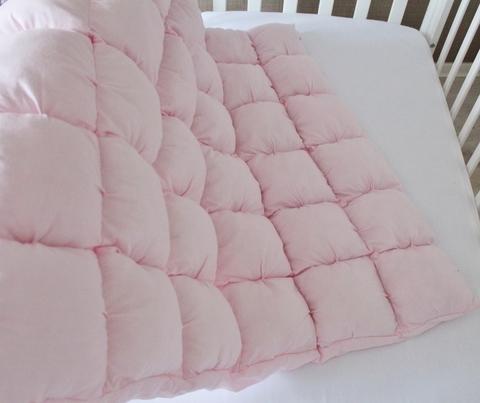 Одеяло Bombon розовое