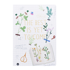 Блокнот The best is yet to come Notebook