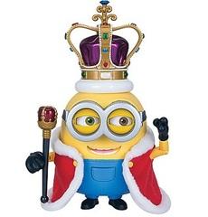 Minions Movie British Invasion Deluxe — King Bob