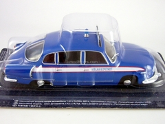 Tatra 603 Police Czechoslovakia 1:43 DeAgostini World's Police Car #57