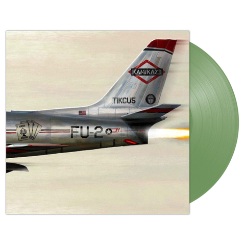 Eminem / Kamikaze (Coloured Vinyl)(LP)