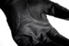 Мотоперчатки - ICON ANTHEM (черные)