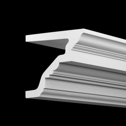 Карниз Европласт из полиуретана 4.32.201, интернет магазин Волео