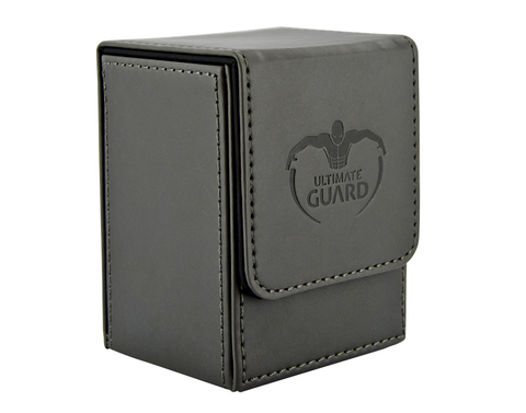 Ultimate Guard - Черная кожаная коробочка на 100+ карт для Коммандера