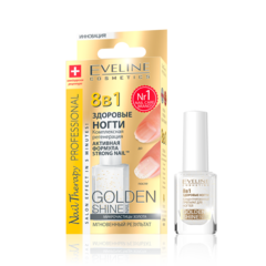 EVELINE NAIL THERAPY PROFESSIONAL 8 В 1 ЗДОРОВЫ...
