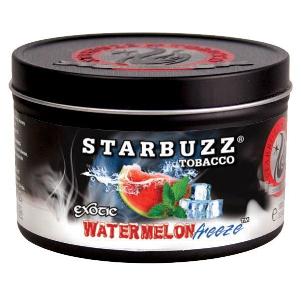 Табак для кальяна Starbuzz Watermelon Freeze 250 гр.