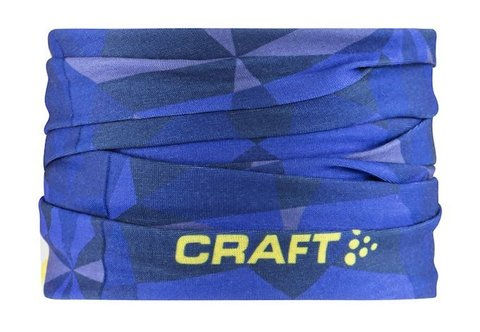 CRAFT SKI TEAM SWE многофункциональная бандана синяя