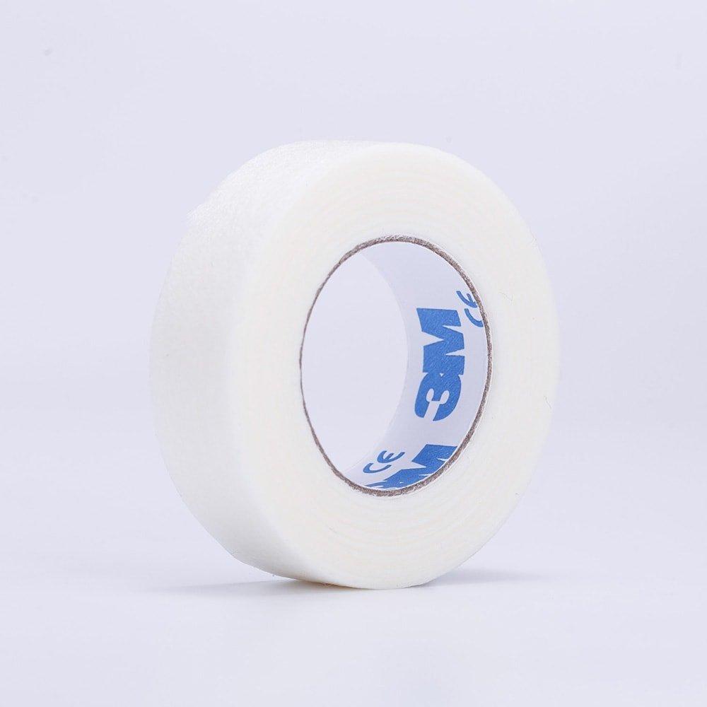 Изоляция нижних ресниц Пластырь для наращивания ресниц гипоаллергенный на бумажной основе 3M micropore 649190b9c511388c5f7134f1072a8b48.jpg