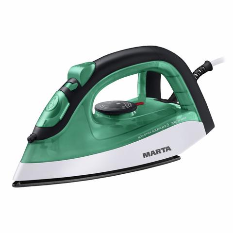 Утюг MARTA MT-1148 зеленый нефрит