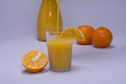 Апельсиновый Сок Свежевыжатый, 500 мл