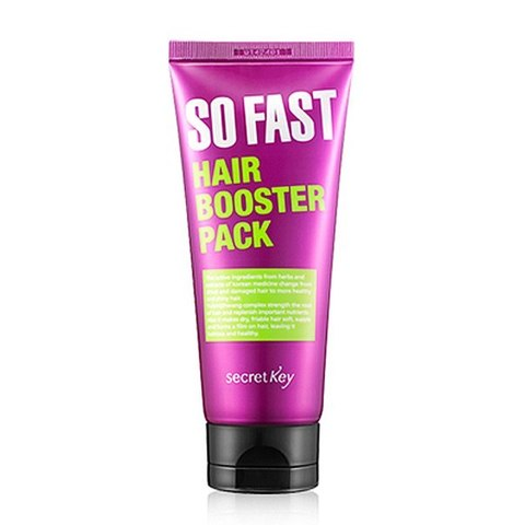 SECRET KEY So Fast Маска для роста волос  So Fast Hair Booster Pack