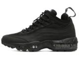 Кроссовки Мужские Nike Air Max 95 Sneakerboot Triple Black