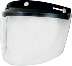 Визор FLIP 3-SNAP SR CLR / Прозрачный