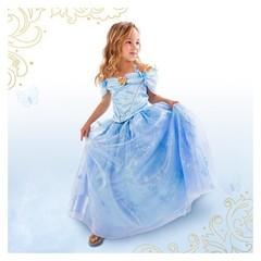 Платье Золушки бальное