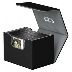 Ultimate Guard - Черная коробочка XenoSkin на 100+ карт