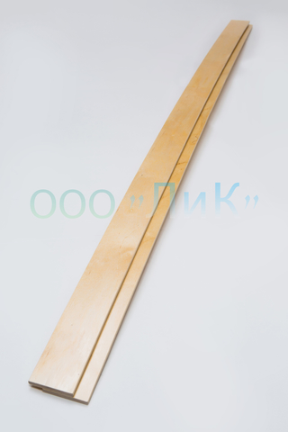 Ламель ЛЮКС для кровати 785-63-8 мм