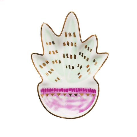 Блюдце Pineapple