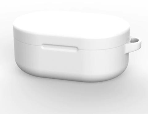 Чехол на Xiaomi Airdots силиконовый (прозрачный)
