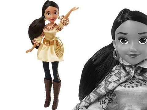 Елена Авалора, Модница в магазине Магия кукол