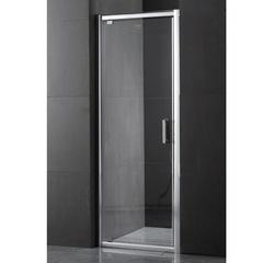 Дверь душевая в нишу распашная 90х190 см Gemy S28170 фото