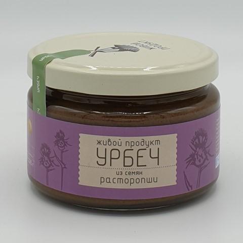 Урбеч из семян расторопши ЖИВОЙ ПРОДУКТ, 225 гр