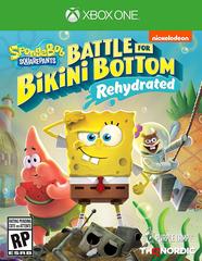 Xbox One SpongeBob SquarePants: Battle for Bikini Bottom - Rehydrated Стандартное издание (русские субтитры)