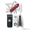 Набор Victorinox Traveller Set 91мм 26 функций красный (1.8726) набор victorinox traveller set нож фонарь компас чехол 1 8726