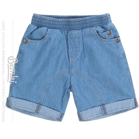 ШР338 Шорты для мальчика джинсовые