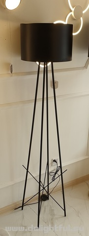 Flos Ray black replica floor lamp
