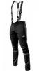 Утеплённый лыжный костюм 905 Victory Dynamic 2019 Black с лямками мужской