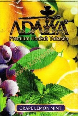 Adalya Grape Lemon Mint