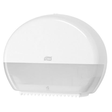 Диспенсер для туалетной бумаги Tork Т2 в мини рул.555000 белый