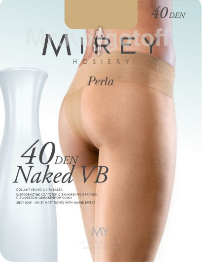 Колготки Mirey Naked 40 VB