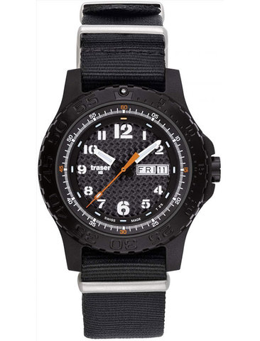 Купить Наручные часы Traser Extreme Sport Carbon Pro 100278 (нато) по доступной цене